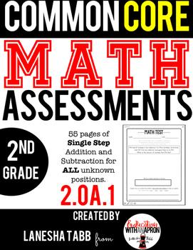 Math Assessment Problem Solving