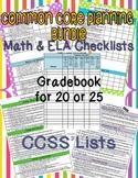 Common Core MEGA Planning Bundle for 2nd Grade {Portrait Format}