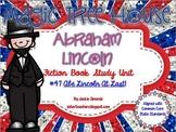 Common Core Magic Tree House Abe Lincoln **Fiction** Book Study Unit