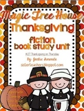 Common Core Magic Tree House Thanksgiving Fiction Unit