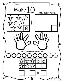 Common Core: Make 10