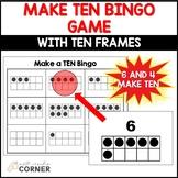 Common Core: Make a Ten Bingo