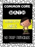 Common Core Math 1.NBT.5 No Prep Printables