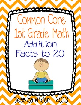 Common Core Math - 1st Grade - Addition to 20 (Part 5)
