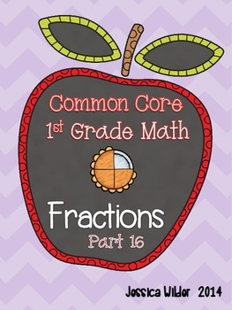Common Core Math - 1st Grade - Fractions (Part 16)