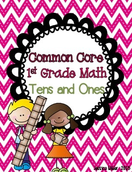 Common Core Math - 1st Grade - Tens and Ones (Part 8)