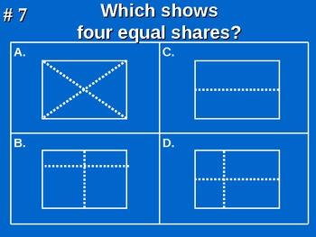 Common Core Math 2nd Grade 2.G.3 Practice