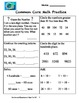 Common Core Math 2nd Grade - Number and Operations in Base Ten 1