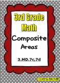 3rd Grade Math - Measurement Activities (3.MD.7c, 3.MD.7d)