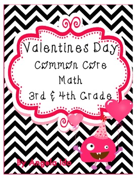 Common Core Math- 3rd (Third) and 4th (Fourth) Grade NBT