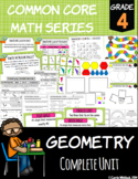 Common Core Math: 4th Grade Geometry Complete Set
