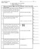 Common Core Math - 6th Grade - Warm-Up BUNDLE (30 weeks)