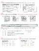 Common Core Math 8 Assessment - Functions
