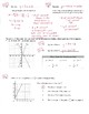 Common Core Math 8 Assessment - Representations of a Line