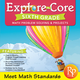 Common Core Math Activities for Sixth Grade: Explore the Core