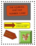 Common Core Math Activity For First Grade