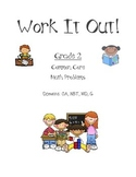 Common Core Math Printables for Second Grade (4 week packet)