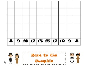 Common Core Math Addition Games: Add Within 20 (1.OA6): Using 3 Numbers