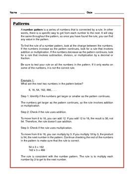 Common Core Math: Algebra Tutorial and Practice Bundle