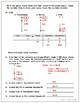 Common Core Math Assessment - 5th Grade (Module 1 Topic C)