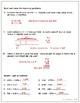 Common Core Math Assessment - 5th Grade (Module 1 Topic E)