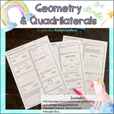 Quadrilateral & Geometry 3G.1 Common Core Math Assessment