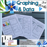 Graphing & Data 3MD.3 Common Core Math Assessment