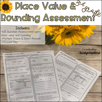 Place Value & Rounding