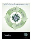 Common Core Math Assessment Grade 5