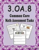 3.OA.8 Math Assessment Tasks