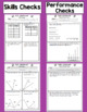 4th Grade Math Assessments: Common Core Measurement and Data