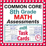 8th Grade Common Core Math Assessments