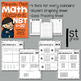 First Grade Common Core Math Assessments NBT (1.NBT.1, 1.N