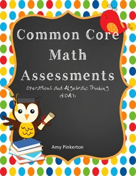 Common Core Math Worksheets Grade 4 (Operations and Algebraic Thinking) 4.OA.1