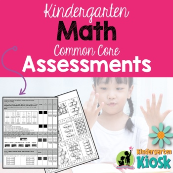 Math Assessments: Kindergarten