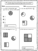Common Core Math Assessments for 3rd Grade - Number and Op