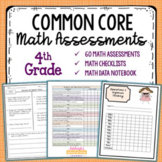 Fourth Grade Math Assessments - 4th Grade Common Core Math