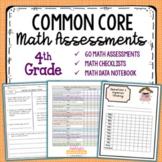 4th Grade Math Assessments - 4th Grade Common Core Math
