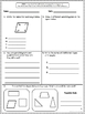 Common Core Math Assessments for 5th Grade - Geometry