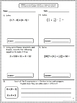 Common Core Math Assessments for 5th Grade - Operations and Algebraic Thinking
