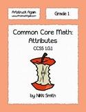 Common Core Math: Attributes (Grade 1)