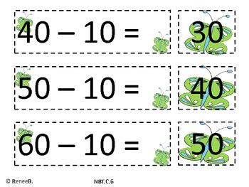 Common Core Math First Grade