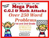 Common Core Math C.G.I & Math Attack Mega Pack!