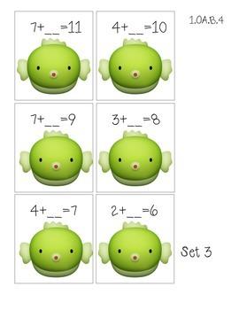Common Core Math Centers x3