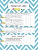 Common Core Math Checklist - First Grade