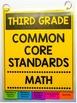 Common Core Math/ELA Checklist Flip Book - 3rd Grade