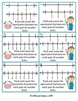 Compare Fractions Game