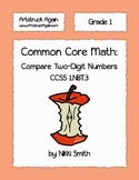 Common Core Math: Compare Two-Digit Numbers (Grade 1)