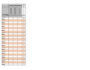 Common Core Math Documentation - 5th Grade