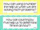 Common Core Math Essential Questions 2nd Grade - Bright Chevron